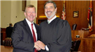 Mike Ezell and a Judge