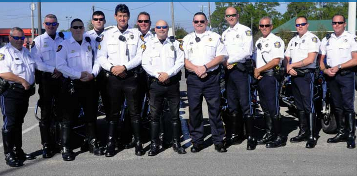 Traffic Division Group Photo
