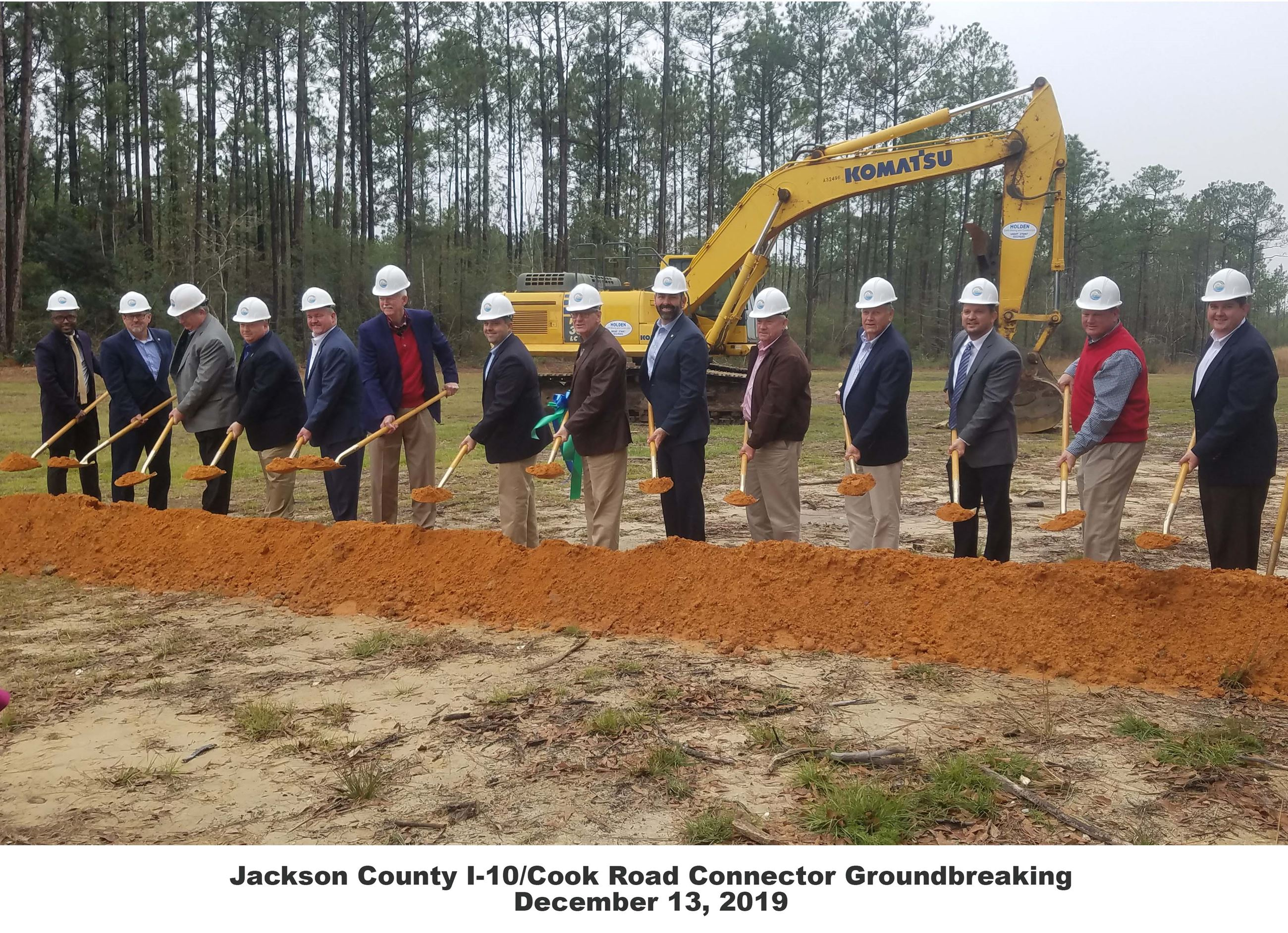 I10 Connector Groundbreaking - web