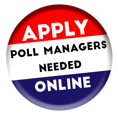 Apply for Poll Manager Position Online